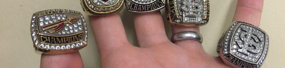 Sports Memorabilia & Jewelry – Folmar's Loans & Buys Championship Rings!
