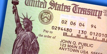 ARE YOU GETTING AN IRS REFUND CHECK?